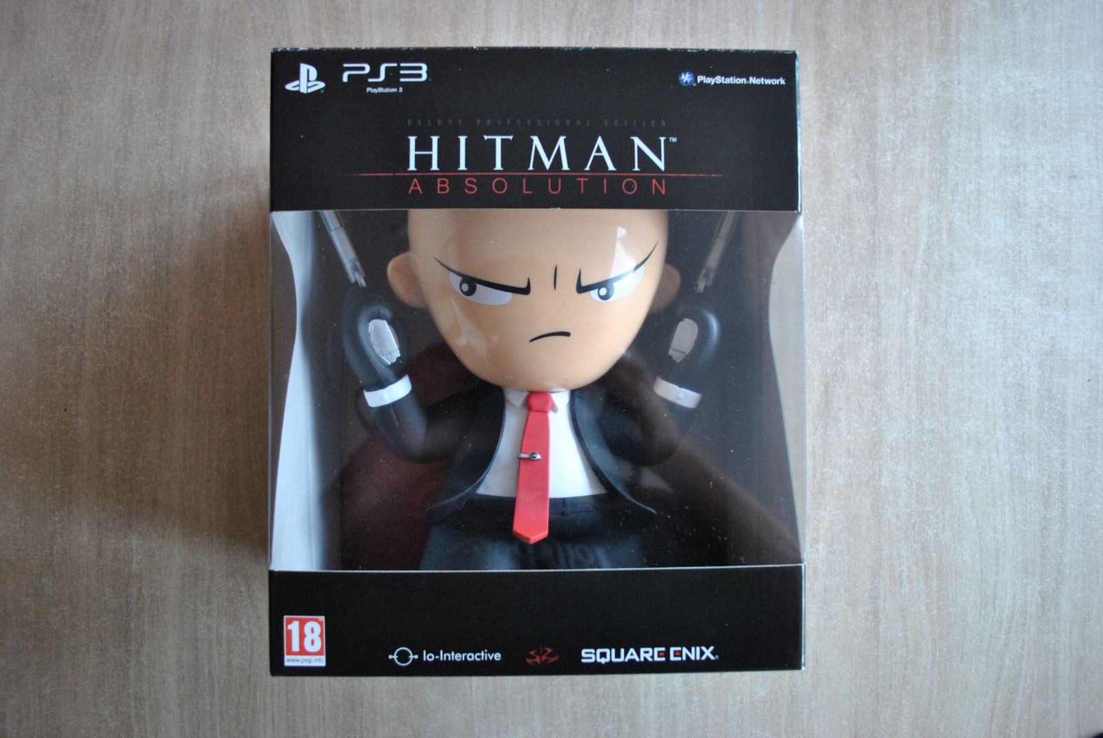 [ARRIVAGE] Hitman Absolution deluxe professional édition