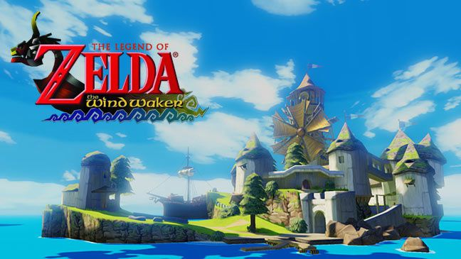 [E3 2013] Zelda The Wind Waker HD