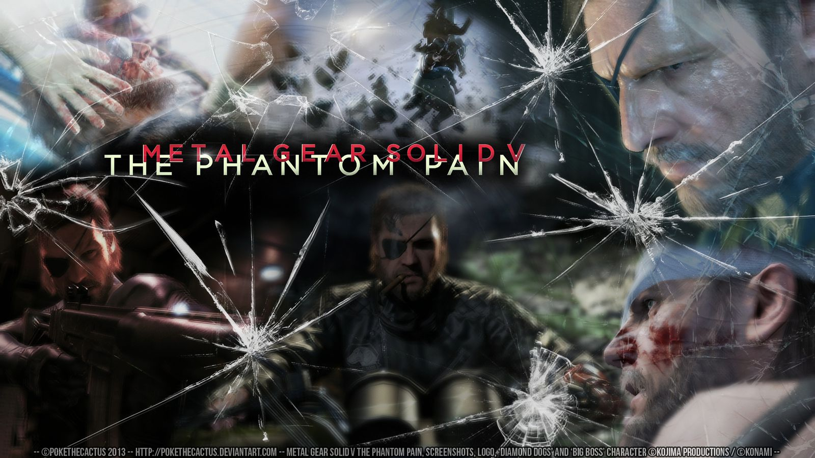 [E3 2013] [màj] Metal Gear Solid V s'annonce sur Xbox One