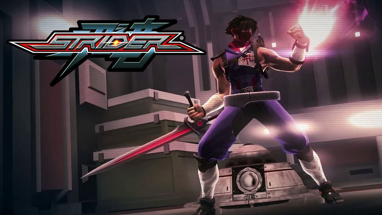 Strider is back