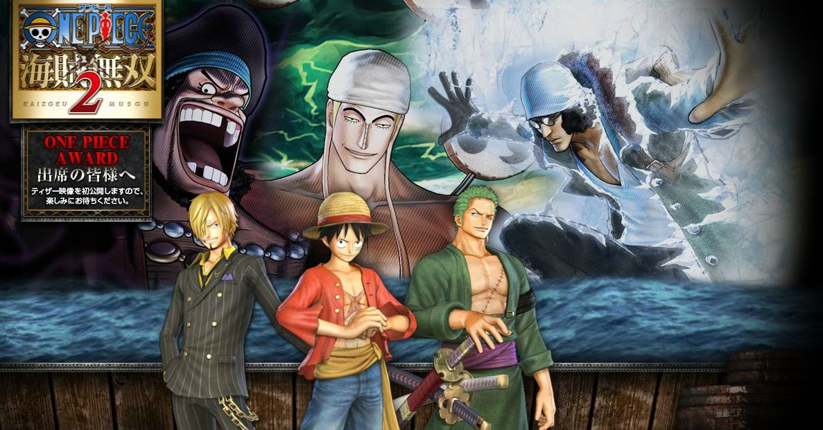 Nouveau trailer pour One Piece Pirate Warriors 2