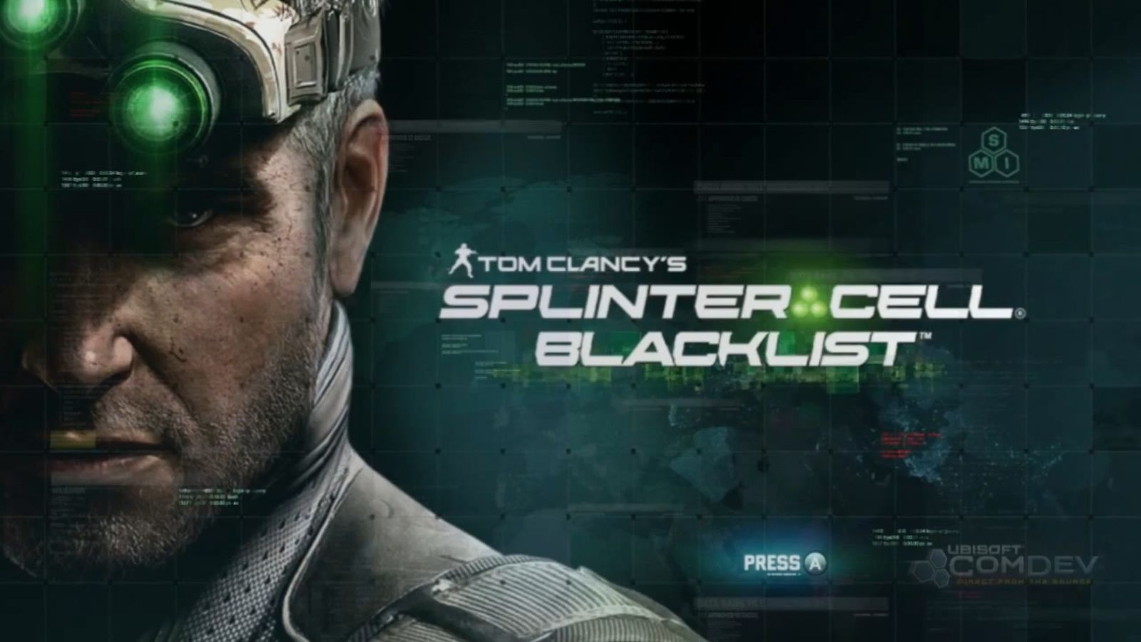 15 minutes avec Sam Fisher