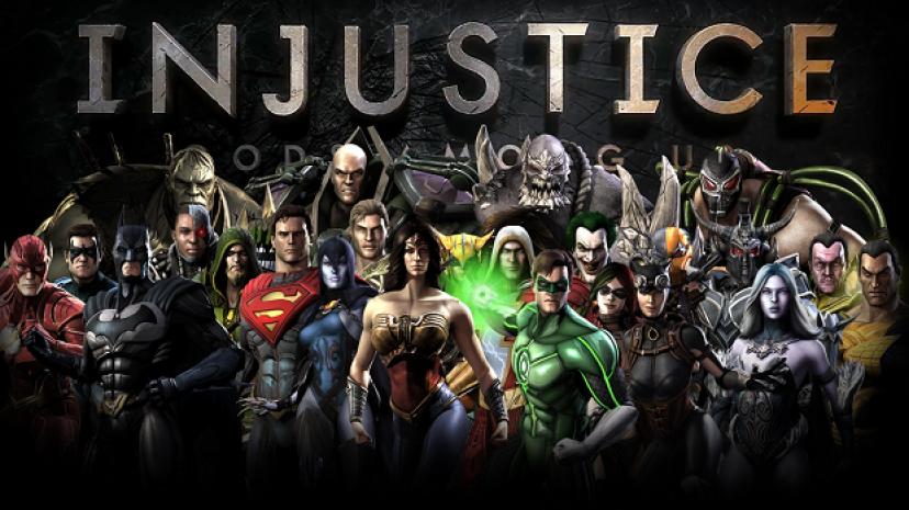 Injustice arrive sur VITA et PS4 en version GOTY