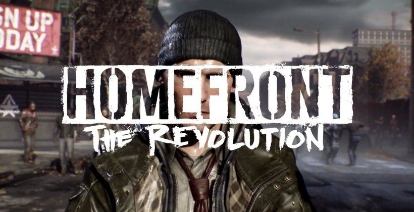 Homefront: The Revolution is back !