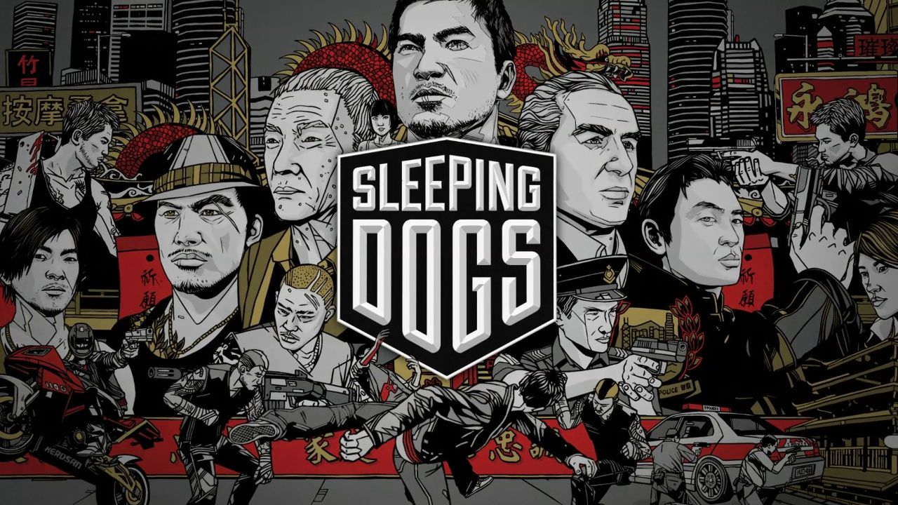 Square Enix annonce Sleeping Dogs Definitive Edition