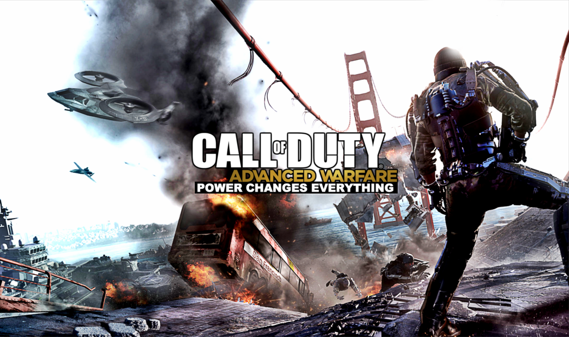 [GC2014] Call Of Duty Advanced Warfare dévoile son multi