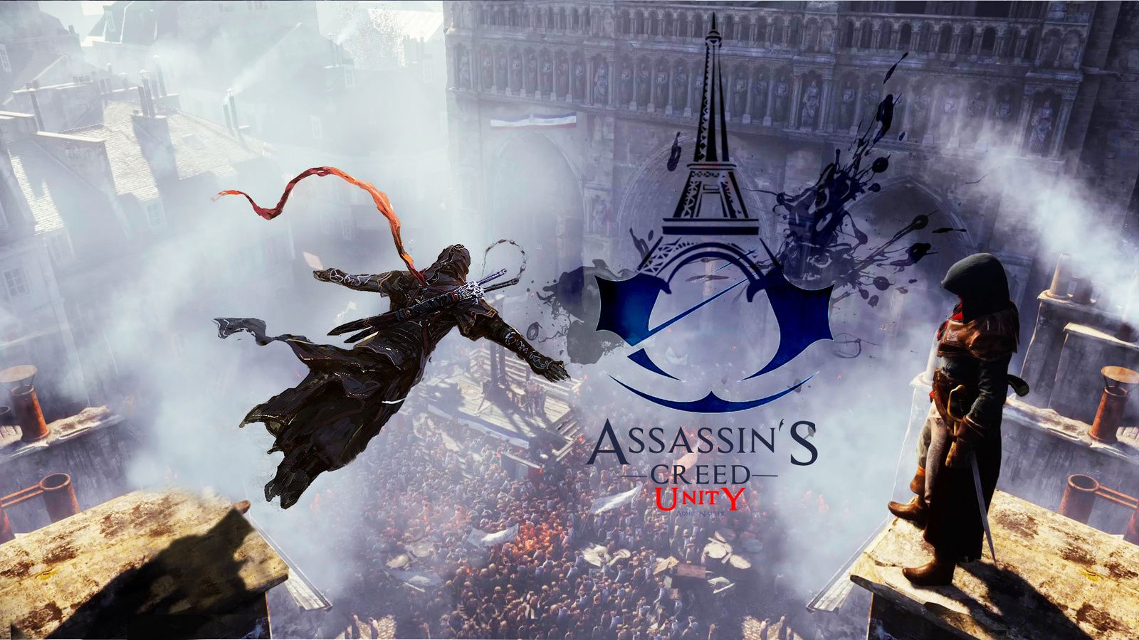Assassin's Creed Unity reporté...