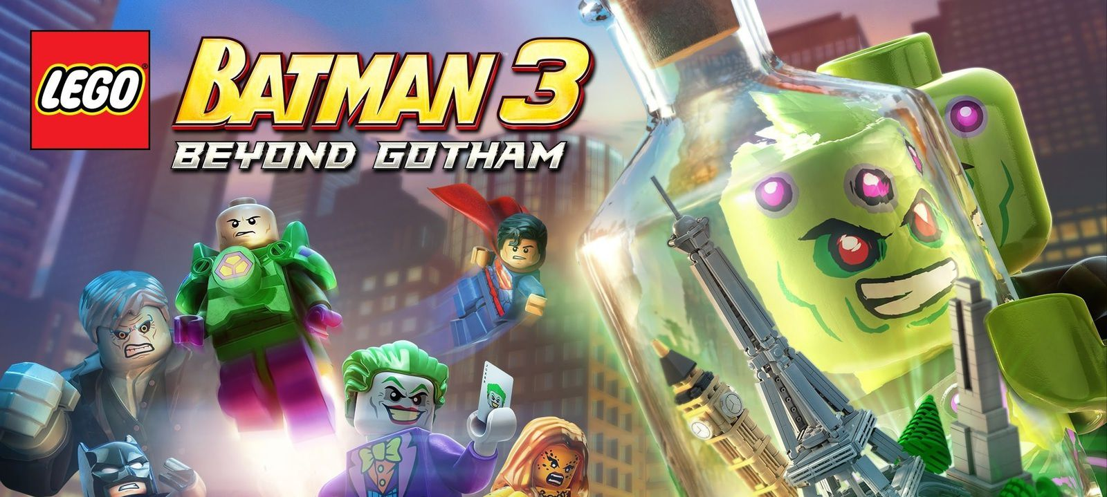 [MON AVIS] Lego Batman 3: Au-delà de Gotham