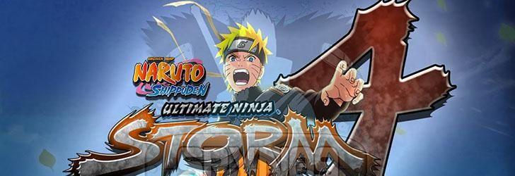 Premier trailer pour Naruto Shippuden Ultimate Ninja Storm 4