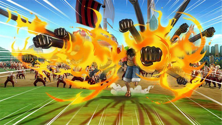 Premier trailer pour One Piece Pirate Warriors 3