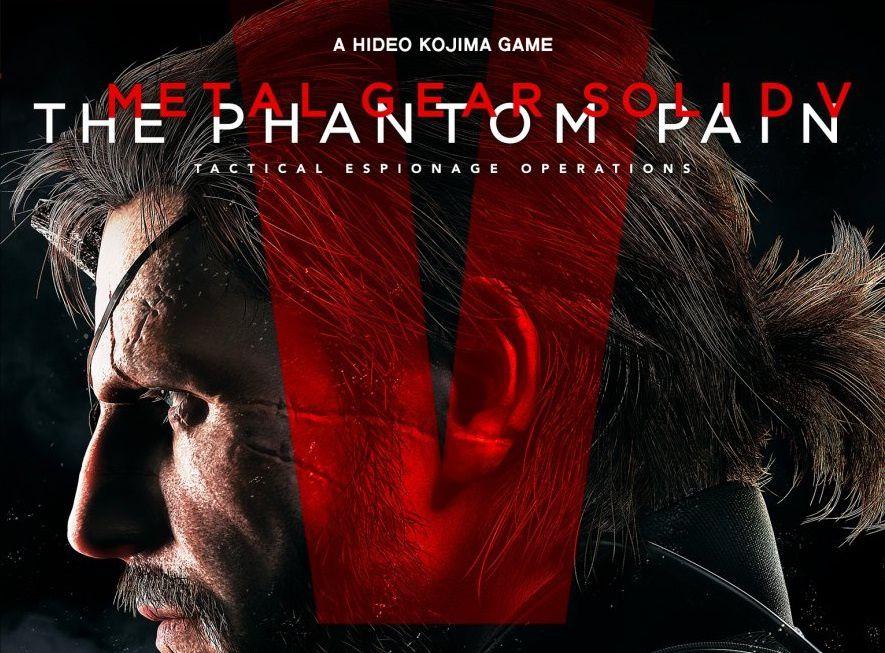 Une date et une édition collector pour Metal Gear The Phantom Pain