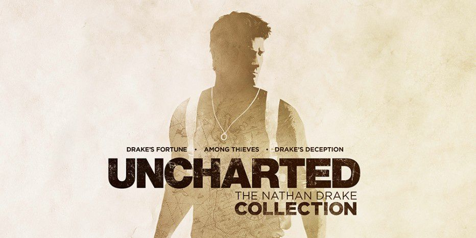 Uncharted Collection Officialisé