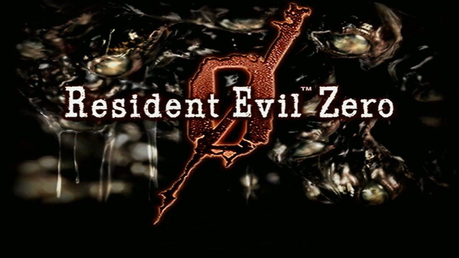 Premier trailer pour Resident Evil Zero