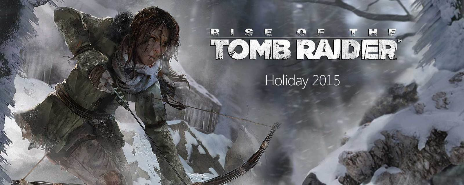 [E3 2015] Rise of the Tomb Raider enfin du Gameplay !