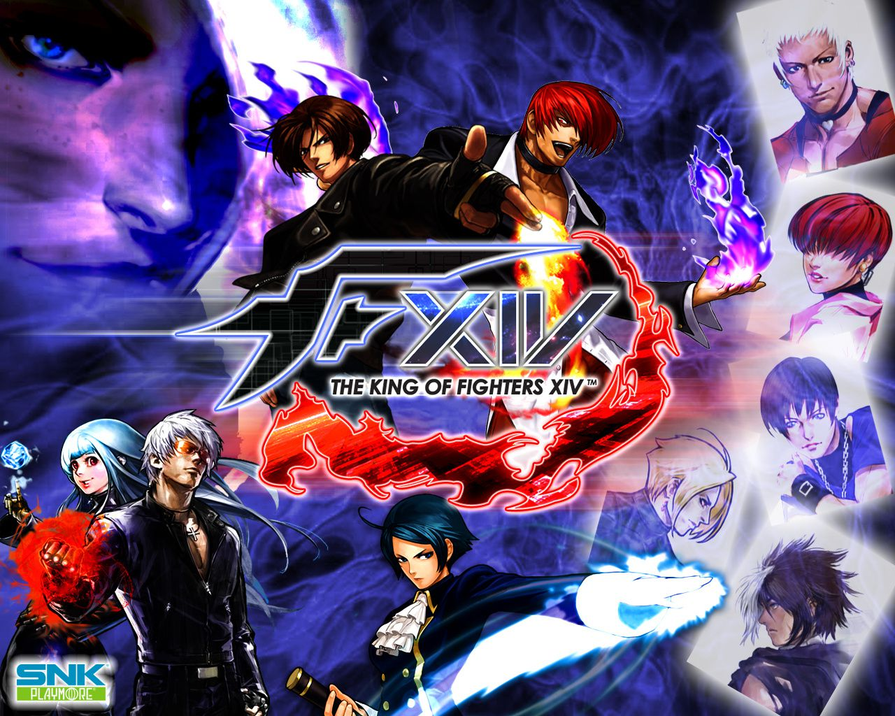 [TGS 2015] King of Fighter XIV arrive sur....