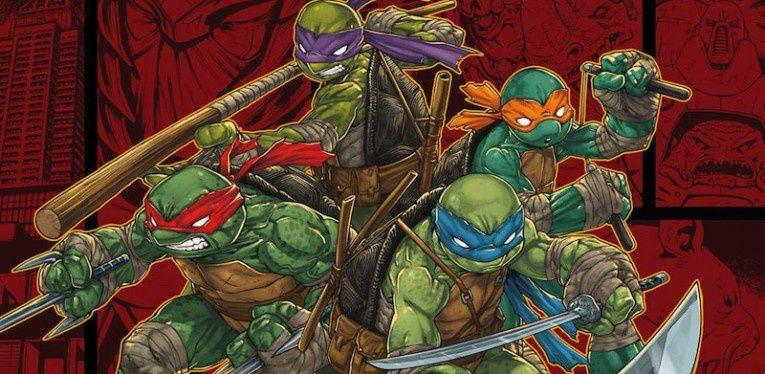 Les tortues Ninja sont de retour !!!!