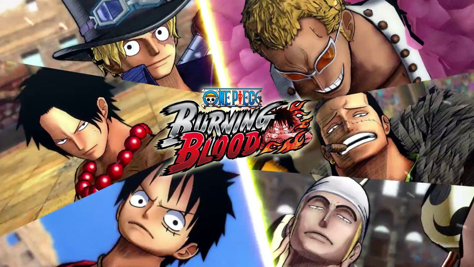 [MON AVIS] One Piece Burning Blood