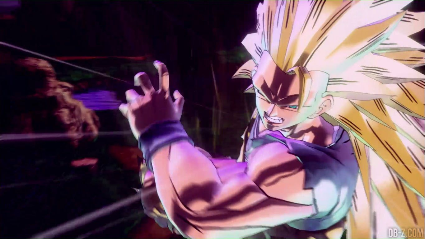 [GC2016] Nouveau trailer pour Dragon Ball Xenovers 2