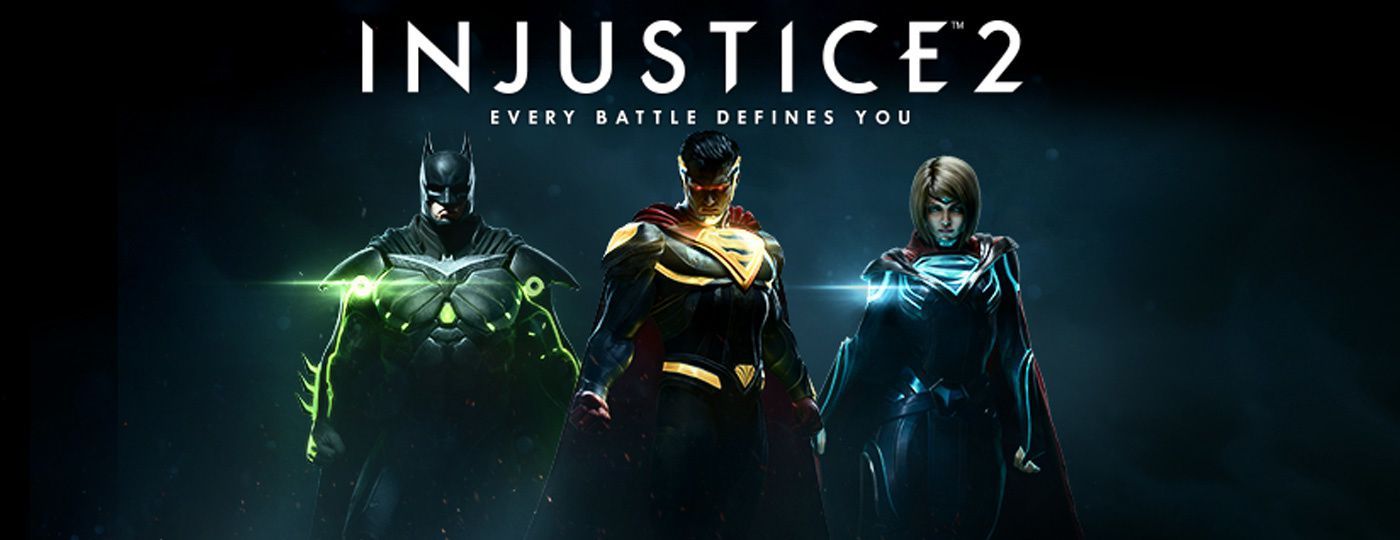 Avant dernier trailer pour Injustice 2