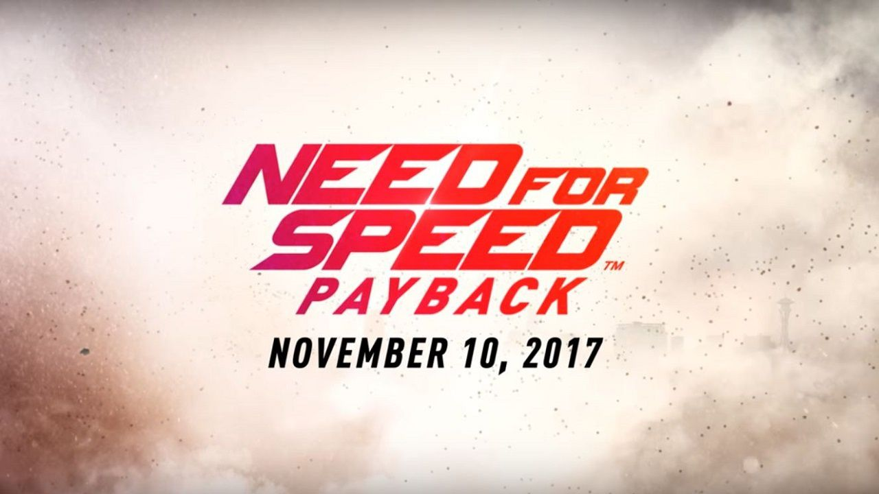 [E3 2017] Du gameplay pour Need For Speed Payback