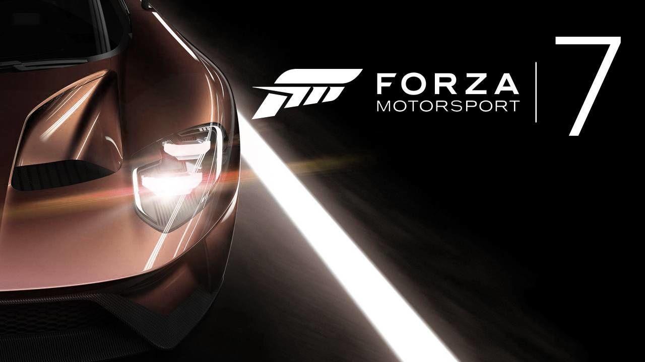 [E3 2017] Forza 7 LE trailer