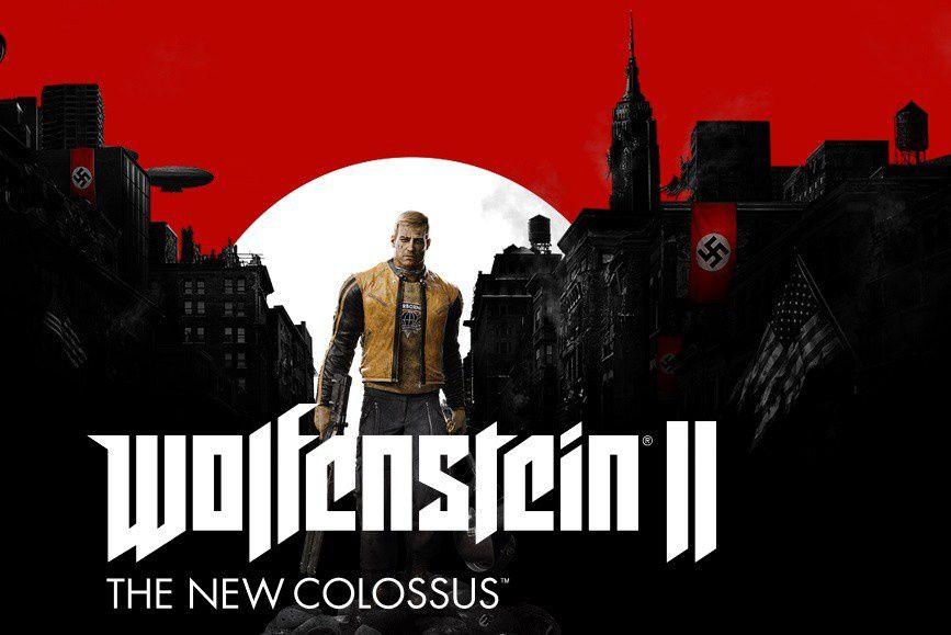 [E3 2017] Wolfenstein The New Colossus