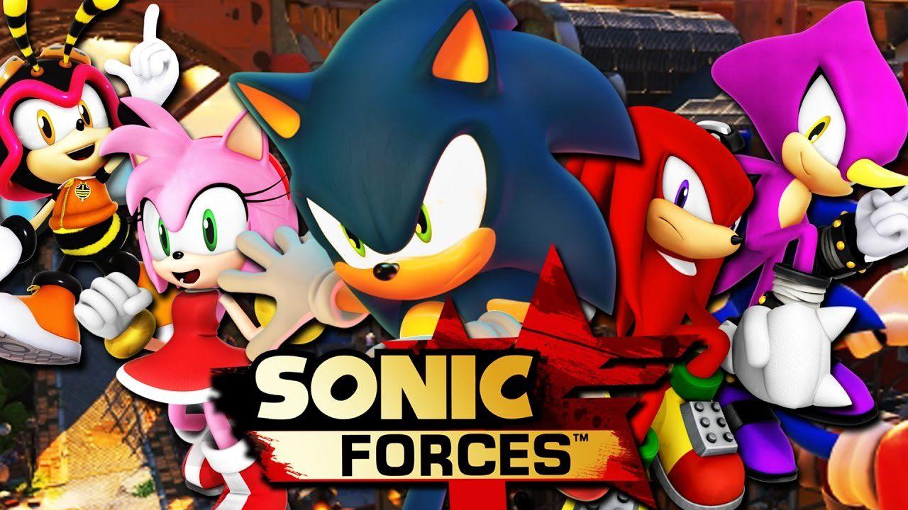[E3 2017] Sonic Forces en un trailer explosif !