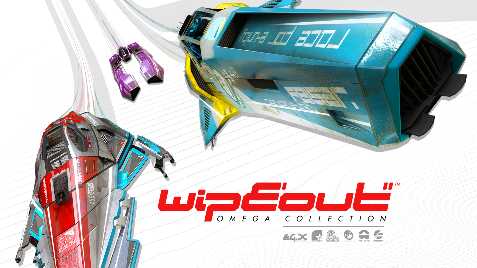 [MON AVIS] Wipeout Omega Collection