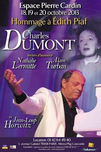 Charles Dumont ne regrette rien