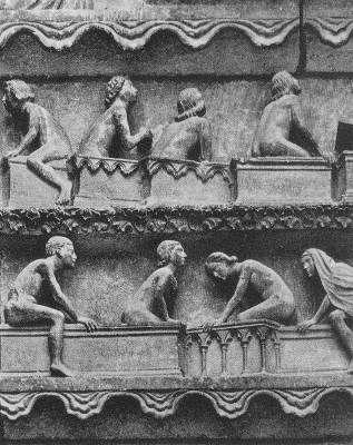 Le Jugement Dernier, Cathédrale de Reims