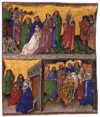 Bible d'Ottheinrich, Bibliothèque d'État de Bavière, Munich