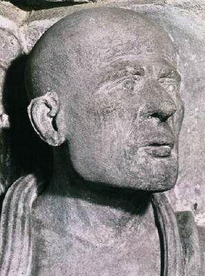 Le prophète Jonas,  Cathédrale de Bamberg