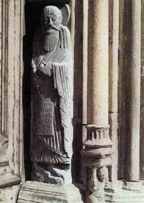 Le prophète Ézéchiel, Cathédrale de Crémone