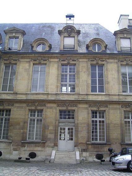 L'ex-Musée de l'Assistance publique ((jusqu'en 2012), l'Hôtel de Miramion quai de la Tournelle : patrimoine vendu lors d'une opération immobilière récente
