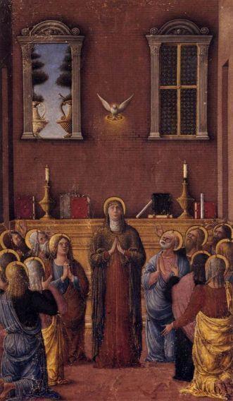 Livre de prières, Girolamo da Cremona, XVe siècle