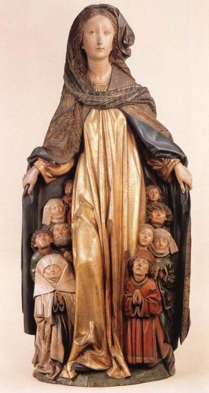 Ravensburg Madonna of Mercy