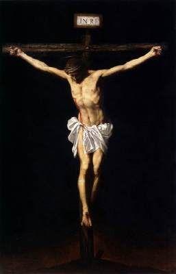 Crucifixion, Alonso Cano (Grenade, 1601 - 1667)
