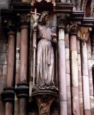 Ecclesia, Cathédrale de Strasbourg