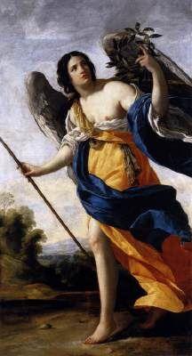 Allégorie de la Vertu, Simon Vouet