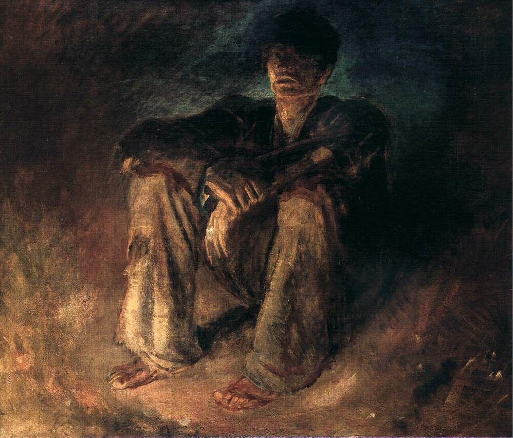 Down-and-out, László Mednyánszky