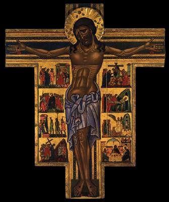 XIIème STATION - Jésus meurt sur la Croix