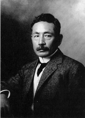 Natsume Sôseki (1867 - 1916)