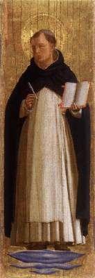 Saint Thomas d'Aquin, Fra Angelico