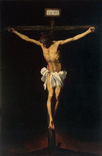 Crucifixion, Alonso Cano, Musée de l'Ermitage, Saint-Pétersbourg
