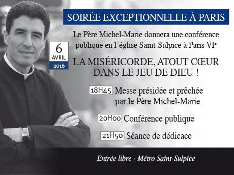 Le Père Michel-Marie Zanotti-Sorkine à Saint-Sulpice