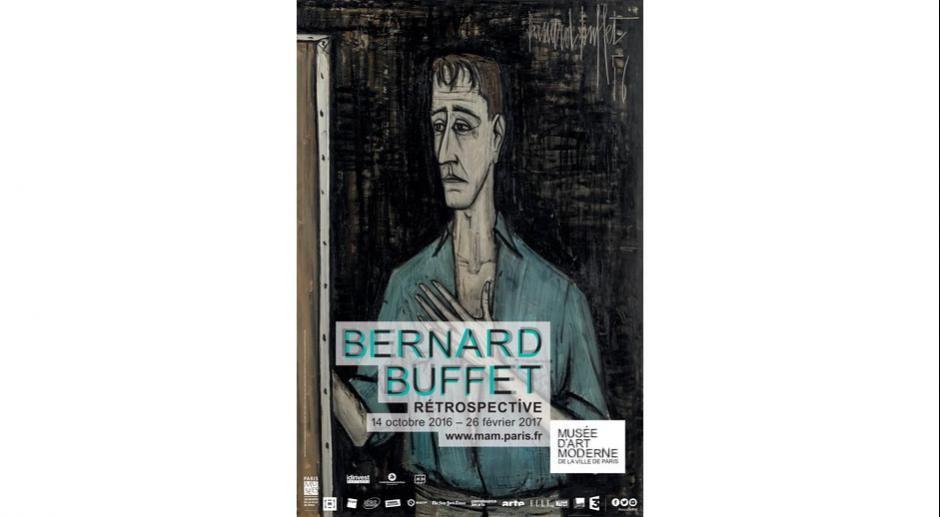 Autoportrait, Bernard Buffet (1956)