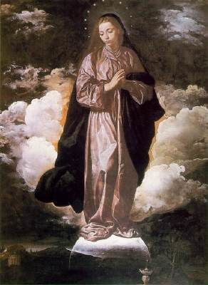 L'Immaculée Conception, Velázquez