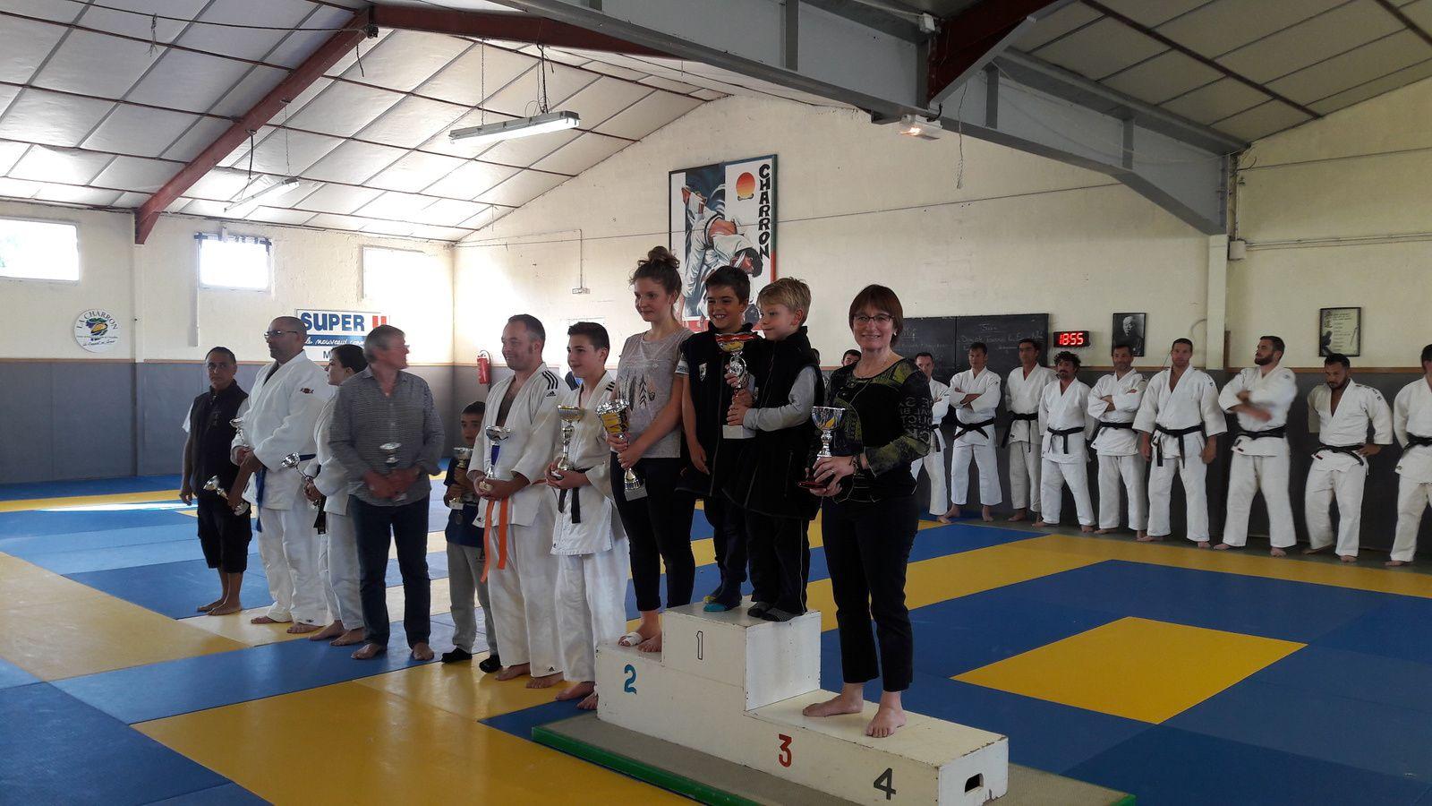 Coupe de la mytiliculture et les 50 ans du club de Judo
