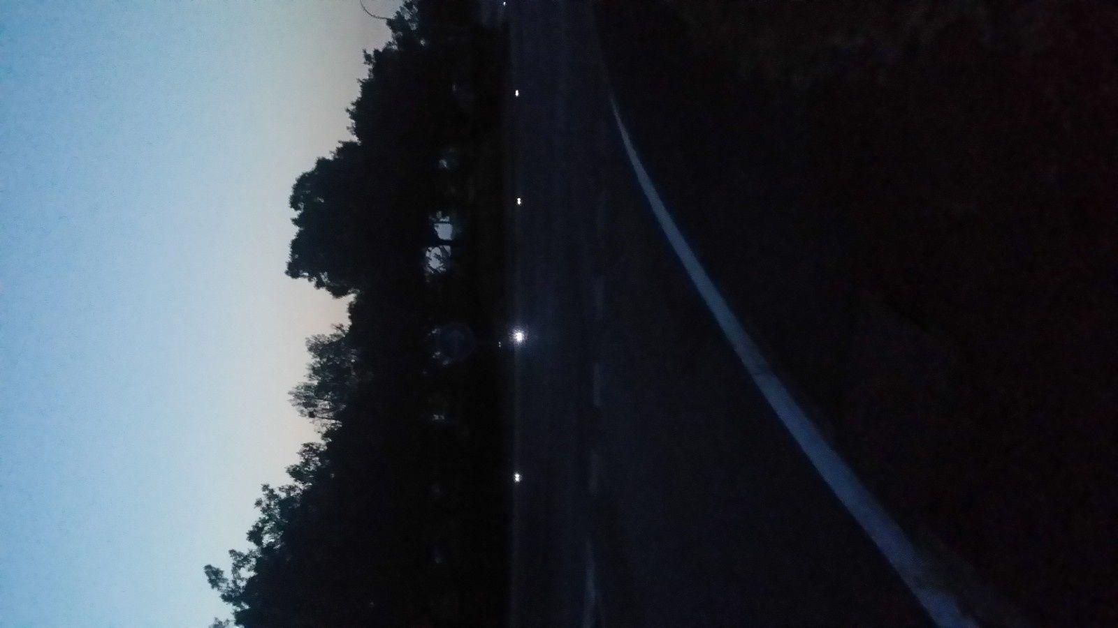 Lumière sur le rond point des 4 Chemins