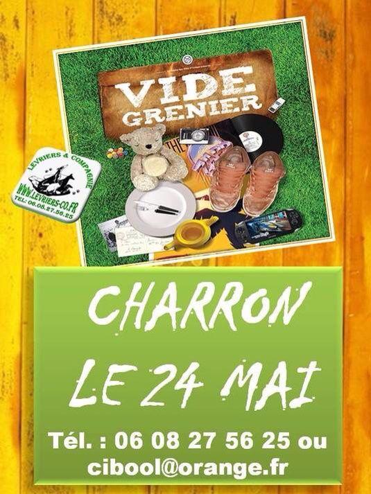 Vide Grenier à #Charron